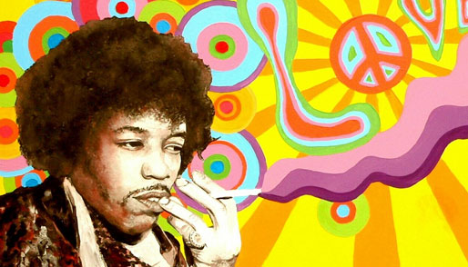 Post image Top 5 Famous Guitarists Jimi Hendrix - Top 5 Famous Guitarists